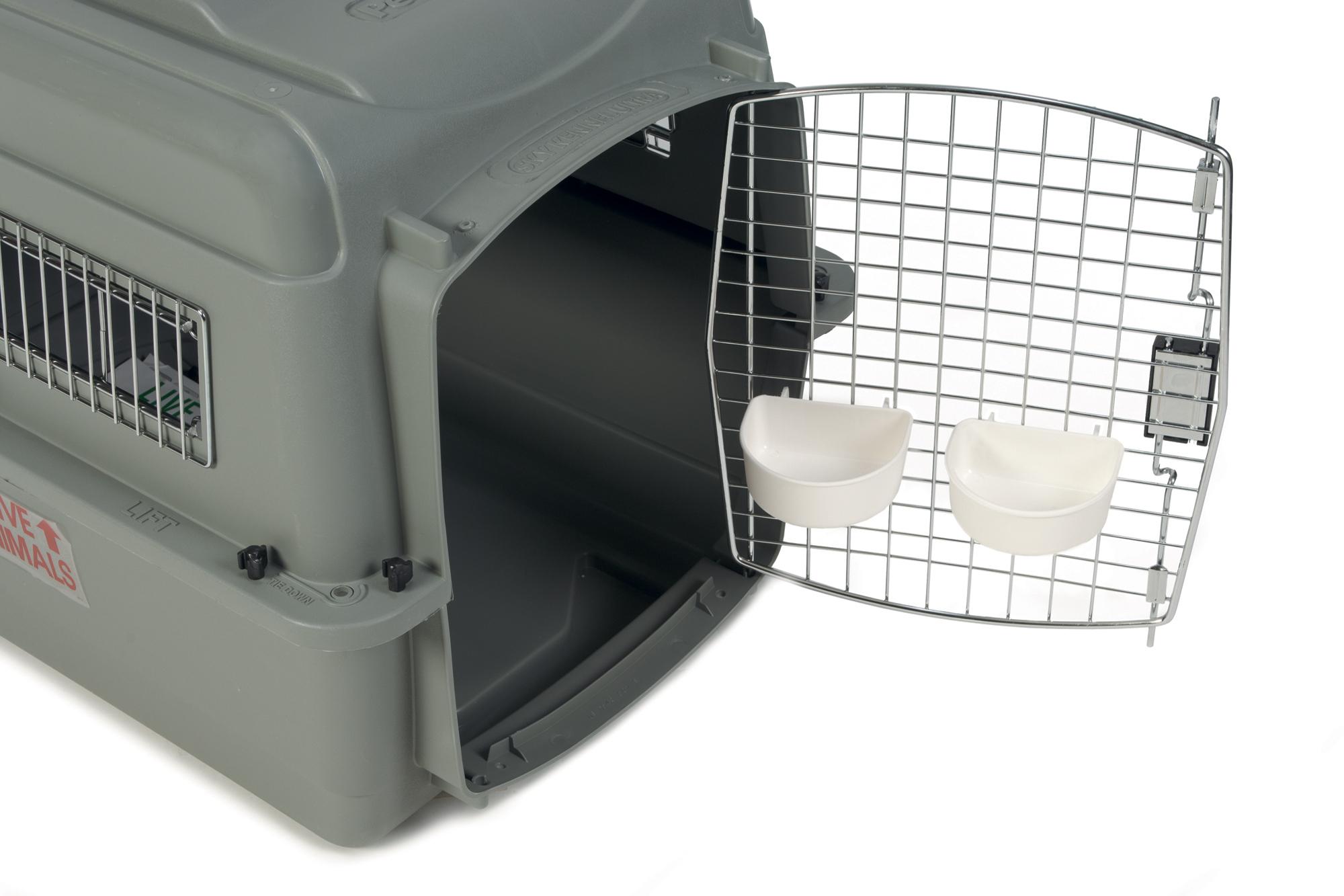 Sky Kennel Giant plastbur Hundburar plast Dörr Väskor Hundburar Hund Sortiment Gibbon