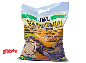 JBL TerraSand Natural Yellow