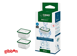 Bio Bact Small Ciano 2-pack