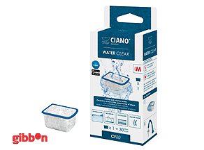 Water Clear Medium Ciano