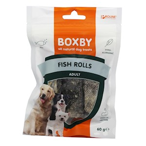 Boxby Proline Fish Rolls