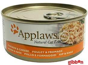 Applaws katt konserv Chicken Breast&Cheese