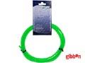 Luftslang grön plast 3 meter