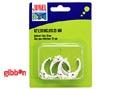 Juwel Clips plast för T8 reflektor 4-p