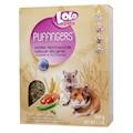 Hamster/Gerbilfoder Puffingers Lolopets