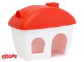 Hamsterhus plast Maison Tyrol