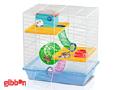 Hamsterbur Criceti 7 Blå Imac