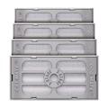 Filter 3-stegs Vattenautomat CatMate 4-p