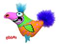 Kattleksak Madcap Big Mouth Bird Petstages
