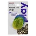 Kattleksak Petstages Toss N^ Flip Chips