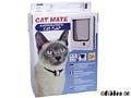 Kattdörr CatMate Nyckel 4-vägs Vit