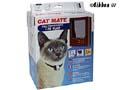 Kattdörr CatMate Nyckel 4-vägs Brun