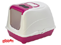 IgloToa med filter Flip Cat Hot Pink Jumbo MP