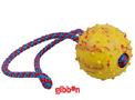 Hundleksak Boll gummi med handtag Gappay