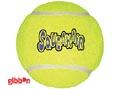Hundleksak Kong Air Squeaker Tennisboll XL