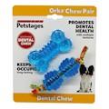 Petstages Mini Orka Chew Pair