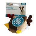 Hundleksak Fattiez Chicken Outward Hound