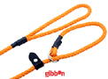 Retriverkoppel Nylon Orange Alac
