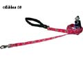 Koppel Lupine Nylon Grr-ly Dog Rosa