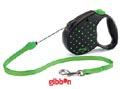 Flexi Classic S Color Dots Grön