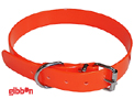 Jakthalsband PVC Orange Large Coneckt