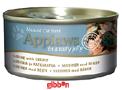 Applaws katt konserv Gele  Sardine&Shrimp