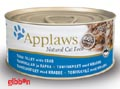 Applaws katt konserv Tuna&Crab