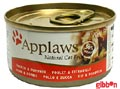 Applaws katt konserv Chicken Breast&Pumpkin