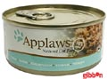 Applaws katt konserv Tuna Fillet
