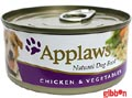 Applaws hund konserv Chicken,Veg&Rice