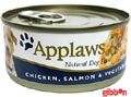 Applaws hund konserv Chicken,Salmon&Rice