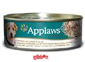 Applaws hund konserv Gelé Kyckling+Tonfisk
